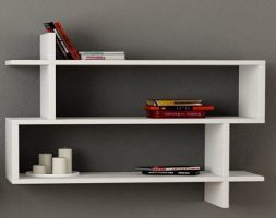 Paralel Floating Shelf