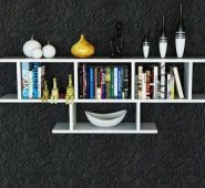 Airplane Bookshelves