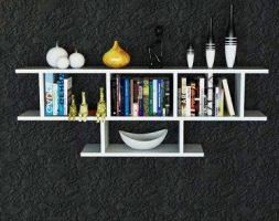 Airplane Bookshelves