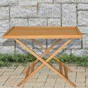 Folding Tea Table